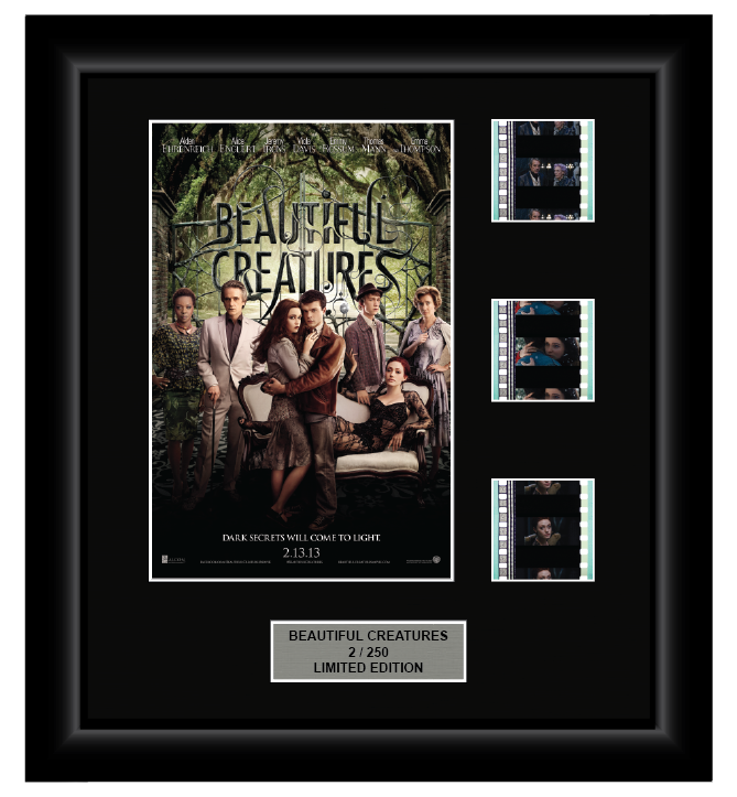 Beautiful Creatures (2013) - 3 Cell Display