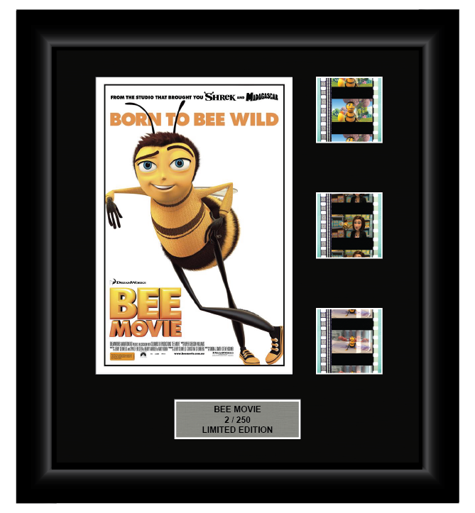 Bee Movie (2007) - 3 Cell Display
