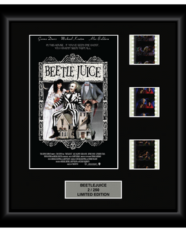 Beetlejuice (1988) - 3 Cell Display