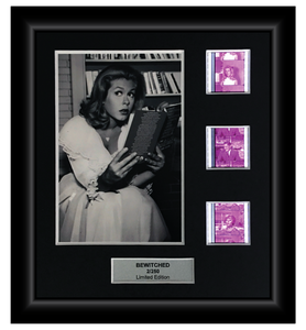 Bewitched (Elizabeth Montgomery) Celebrity Edition - 3 Cell Display