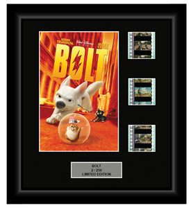 Bolt (2008) - 3 Cell Display