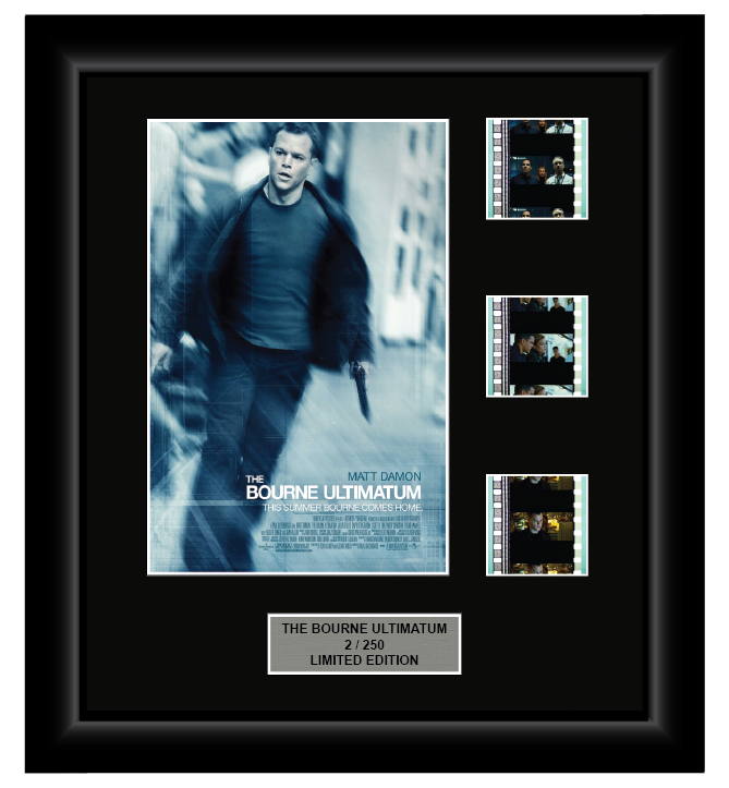 Bourne Ultimatum (2007) - 3 Cell Display
