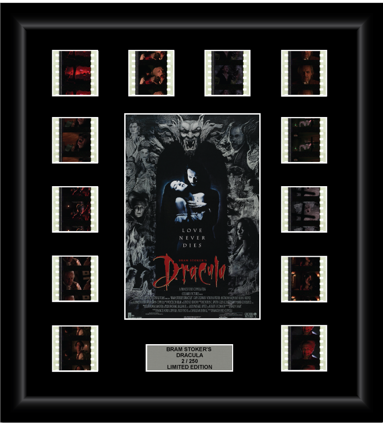 Bram Stoker's Dracula (1992) - 12 Cell Film Display