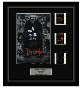 Bram Stoker's Dracula - 3 Cell Display
