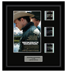 Brokeback Mountain (2005) - 3 Cell Display