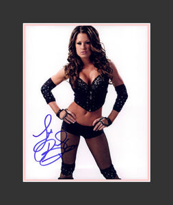 Brooke Adams Autograph - TNA Wrestler | Model | Dancer