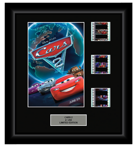 Cars 2 (2011) - 3 Cell Display