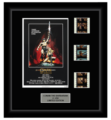 Conan the Barbarian (1982) - 3 Cell Display