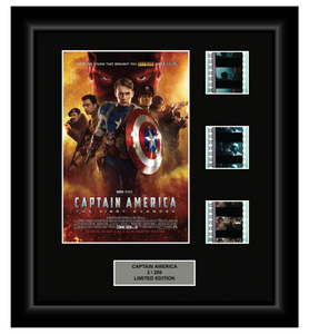 Captain America (2011) - 3 Cell Display