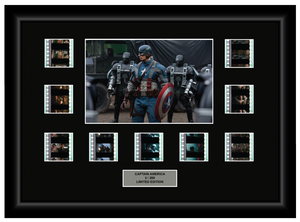 Captain America (2011) - 9 Cell Display