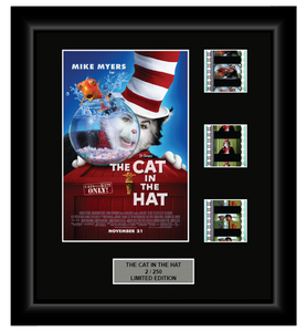 Cat in the Hat (2003) - 3 Cell Display
