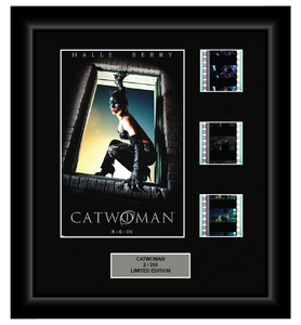 Catwoman (2004) - 3 Cell Display