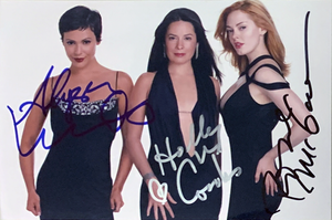 Charmed - 6x4 Autographed Photo (Unframed)