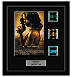 Colombiana (2011) - 3 Cell Display