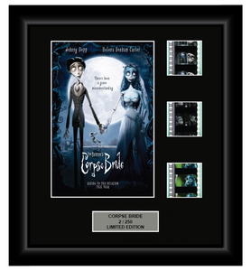 Corpse Bride (2005) - 3 Cell Display