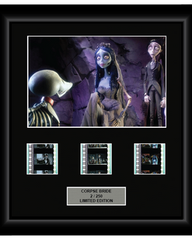 Corpse Bride (2005) - 3 Cell Display (Style 2)