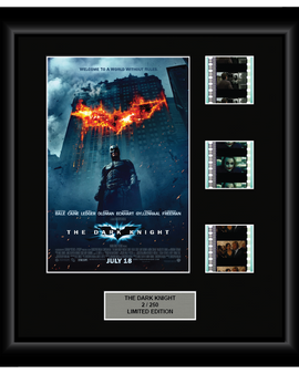 Dark Knight (2008) - Batman - 3 Cell Display