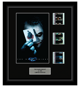 Dark Knight (2008) - Joker Card - 3 Cell Display