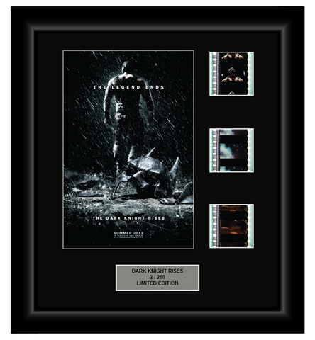 Dark Knight Rises (2012) - 3 Cell Display