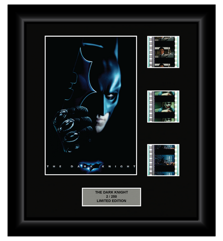 Dark Knight (2008) - Batman Bat - 3 Cell Display