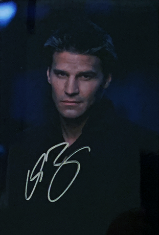 Buffy the Vampire Slayer (4) - 6x4 Autographed Photo (Unframed)