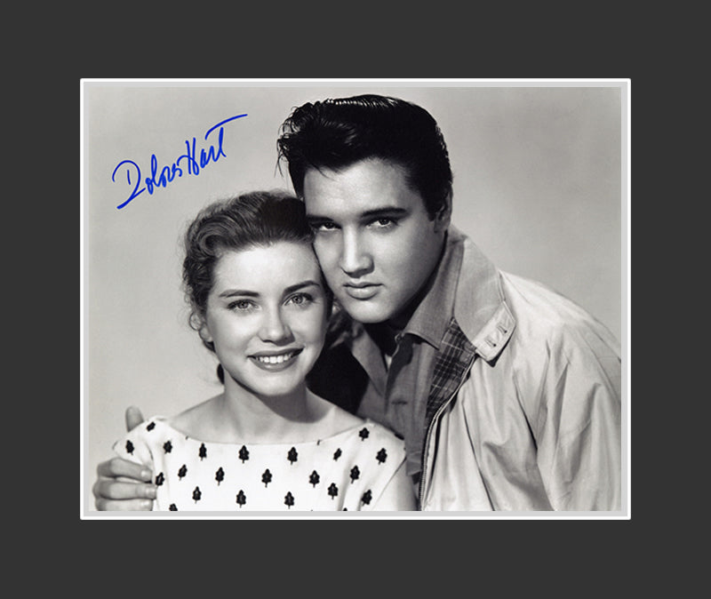 Dolores Hart Autograph - Actress | King Creole | Come Fly with Me | Francis of Assisi