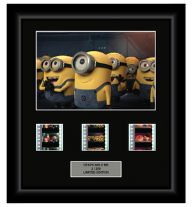 Despicable Me (2010) - 3 Cell Display
