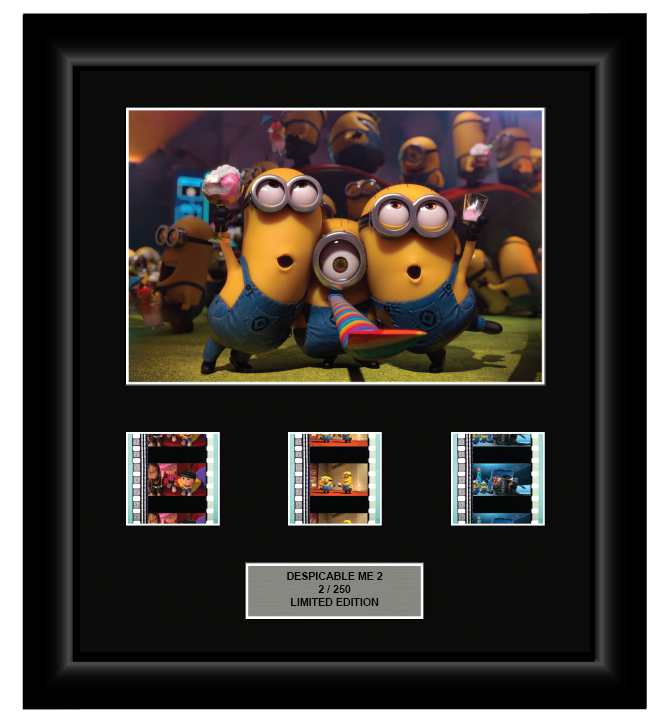 Despicable Me 2 (2013) - 3 Cell Display