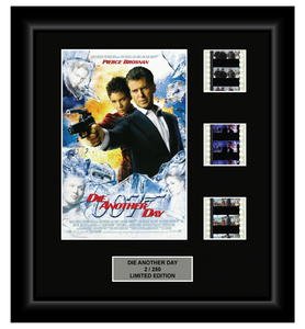 Die Another Day (2002)(James Bond) - 3 Cell Display