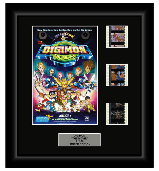 Digimon (1999) - 3 Cell Display (Series 1)