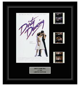 Dirty Dancing (1987) - 3 Cell Classic Display