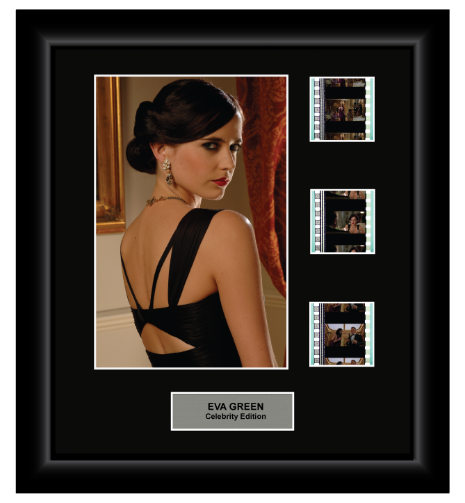 Eva Green - 3 Cell Display (James Bond)