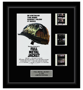 Full Metal Jacket (1987) - 3 Cell Display