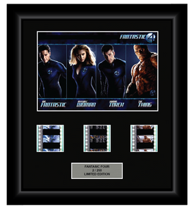 Fantastic Four (2005) - 3 Cell Display