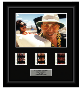 Fear and Loathing in Las Vegas (1998) - 3 Cell Display