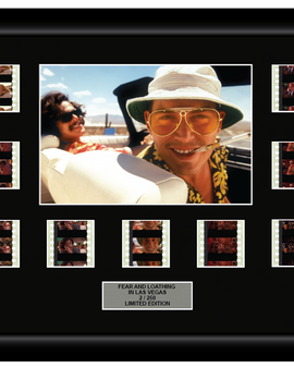 Fear and Loathing in Las Vegas (1998) - 9 Cell Display