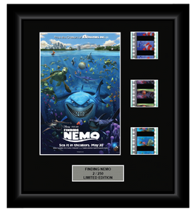 Finding Nemo (2003) - 3 Cell Display