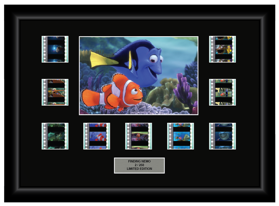 Finding Nemo (2003) - 9 Cell Display