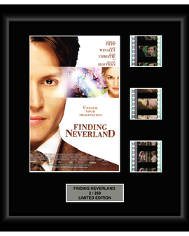 Finding Neverland (2004) - 3 Cell Display