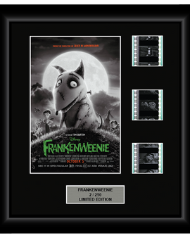 Frankenweenie (2012) - 3 Cell Display
