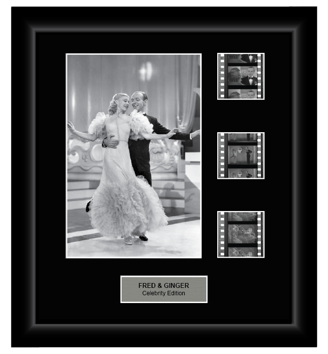 Fred Astaire & Ginger Rogers (Style 1) - 3 Cell Display CE