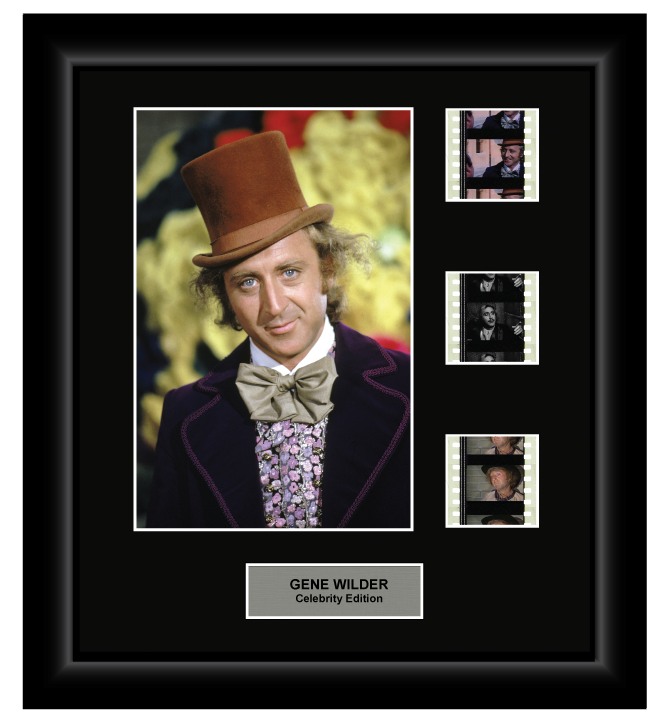 Gene Wilder - 3 Cell Display CE - ONLY 1 AT THIS PRICE!