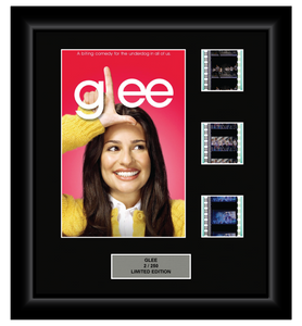 GLEE (2011) - 3 Cell Display Style 8 (Rachel)