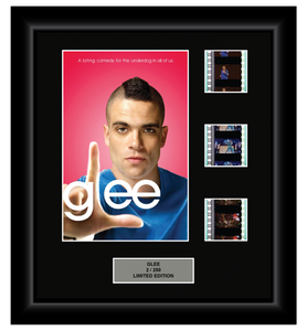 GLEE (2011) - 3 Cell Display Style 2 (Puck)