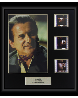 Casino (1995)  - 3 Cell Autographed Display