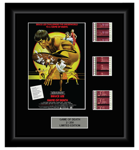 Game of Death (1978) - 3 Cell Classic Display