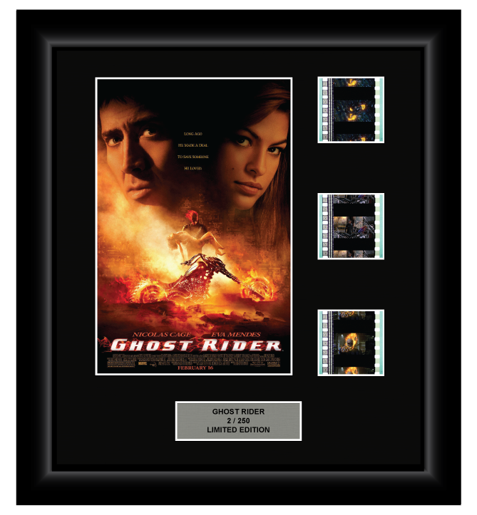 Ghost Rider (2007) - 3 Cell Display
