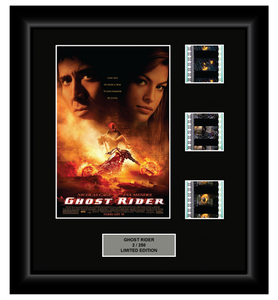 Ghost Rider (2007) - 3 Cell Display - ONLY 1 AT THIS PRICE!