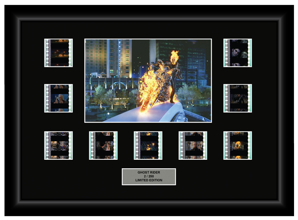 Ghost Rider (2007) - 9 Cell Display
