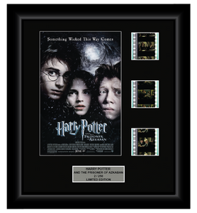 Harry Potter and the Prisoner of Azkaban (2004) - 3 Cell Display